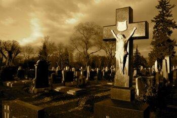 Кладбище - не место для беременных