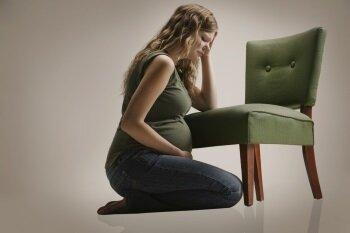 Проблема позднего токсикоза при беременности