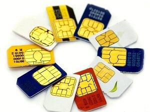SIM-карта для выхода в интернет