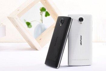 Современный смартфон с системой Android