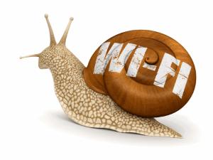 Медленный интернет по Wi-Fi