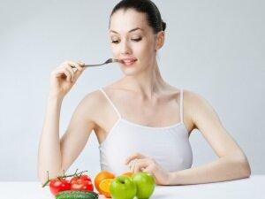 Правильное питание для профилактики растяжек на коже