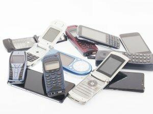 Зависимость способа разблокировки от марки телефона