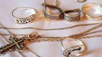 Серебряные украшения