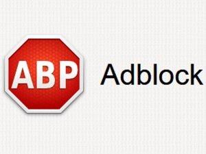 AdBlock для блокировки всплывающих окон