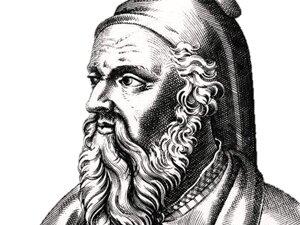 Древнегреческий ученый-математик Пифагор