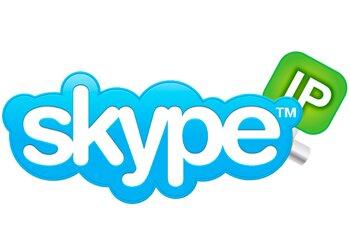 IP-адрес через Скайп