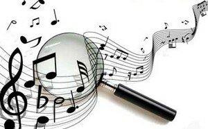 Поиск музыки по звуку