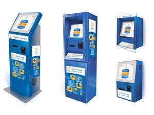 Терминалы для пополнения счета