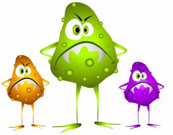 Рисунок вирусов