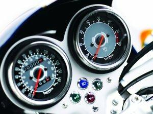 Повышение скорости при смене передачи