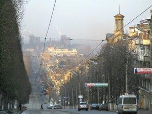 Днепродзержинск - родной город Веры Брежневой