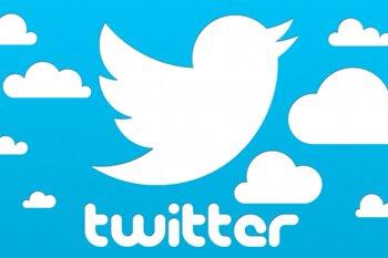 Страница в Твиттере