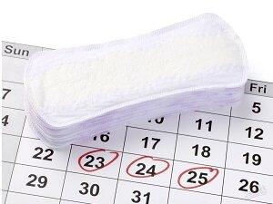 Введение календаря менструации для увеличения вероятности беременности