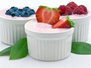 Домашние йогурты