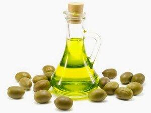 Оливковое масло для приготовления рыбы