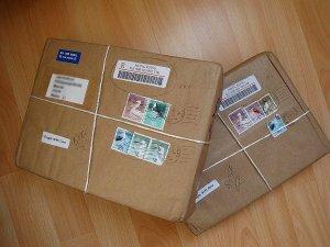 Особенности обработки международных посылок