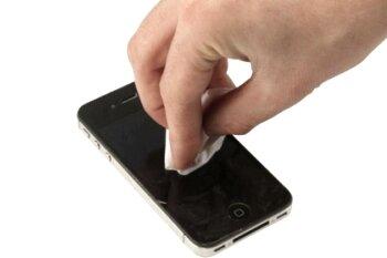 Избавление от царапин на экране телефона