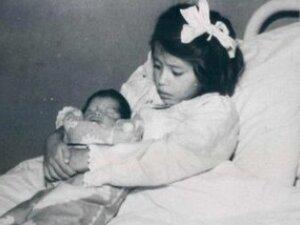 Самая молодая мама Китая