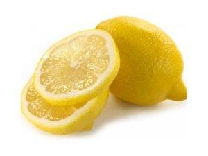 Лимон для приготовления рыбы