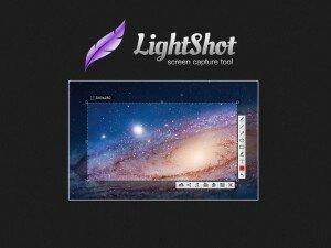 Light shot - программа для работы со снимками экрана
