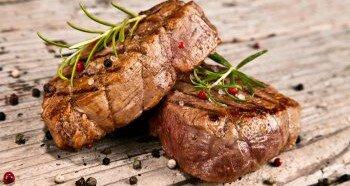 Жарка мяса на сковороде
