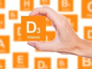 Польза витамина D при отращивании бороды