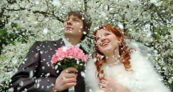 Выбор месяца для замужества