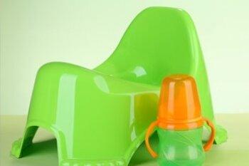 Проблема зеленого стула у грудничка