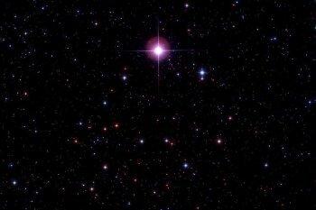 Созвездие Малой Медведицы