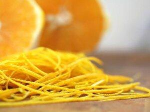 Цедра лимона для приготовления лимонада