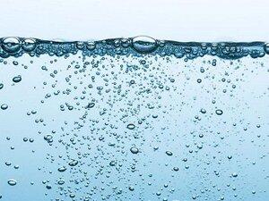 Газированная вода для приготовления лимонада
