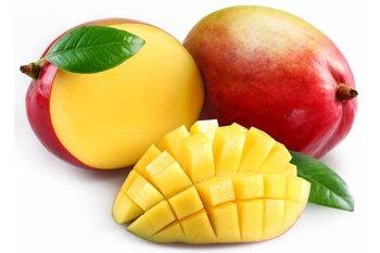 Экзотический фрукт манго
