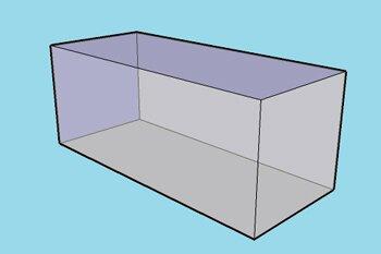 Определение объема параллелепипеда
