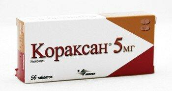 Препарат Кораксан