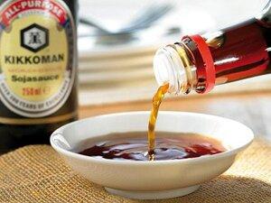 Соевый соус для приготовления рыбы