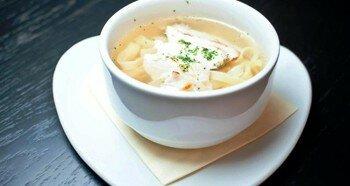 Суп французское консоме