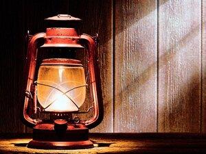 Светильники до электрической эры
