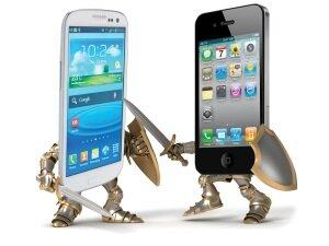 Выбор между айфоном и смартфоном