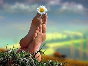 Частое лицезрение босых ног как причина развития фетишизма