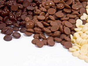 Выбор шоколада для топки