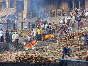 Похороны у индусов