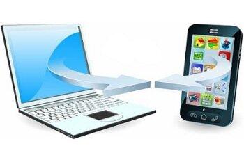 Синхронизация iphone с компьютером