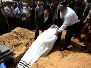 Иудейские похороны