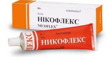"Препарат ""Никофлекс"""