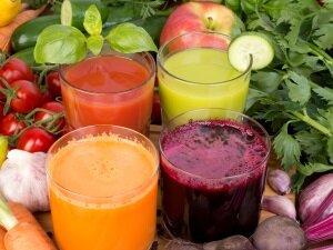 Польза овощных соков для повышения гемоглобина