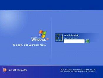 Потеря пароля на компьютере