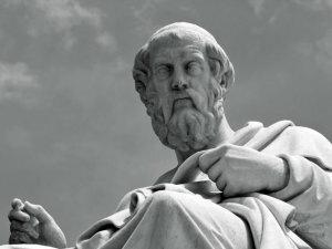 Автор определения платонической любви - Платон