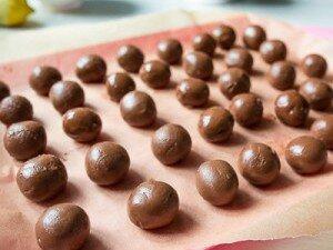 Трюфели с шоколадом