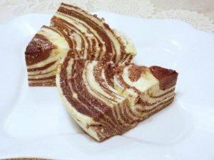 Добавление какао в творожную запеканку